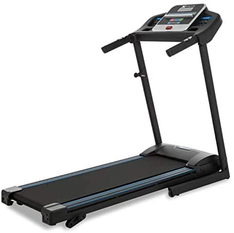XTERRA Fitness TR150 Treadmill Black Review