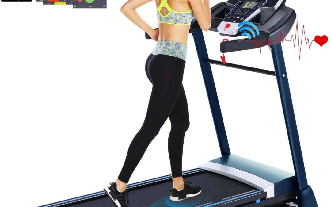 ANCHEER 3.25HP Folding Treadmill Review
