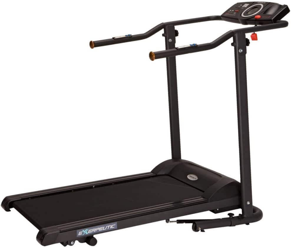 TF1000 Ultra High Capacity Exerpeutic Electric Treadmill