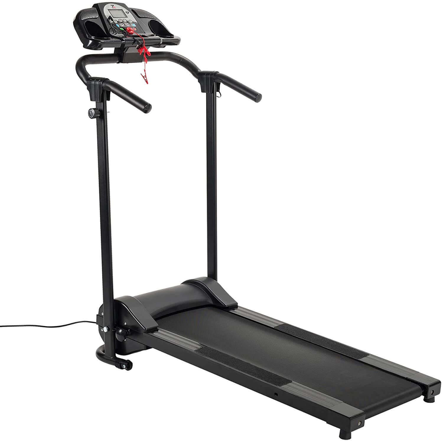 ZELUS Electric Folding Treadmill for Home