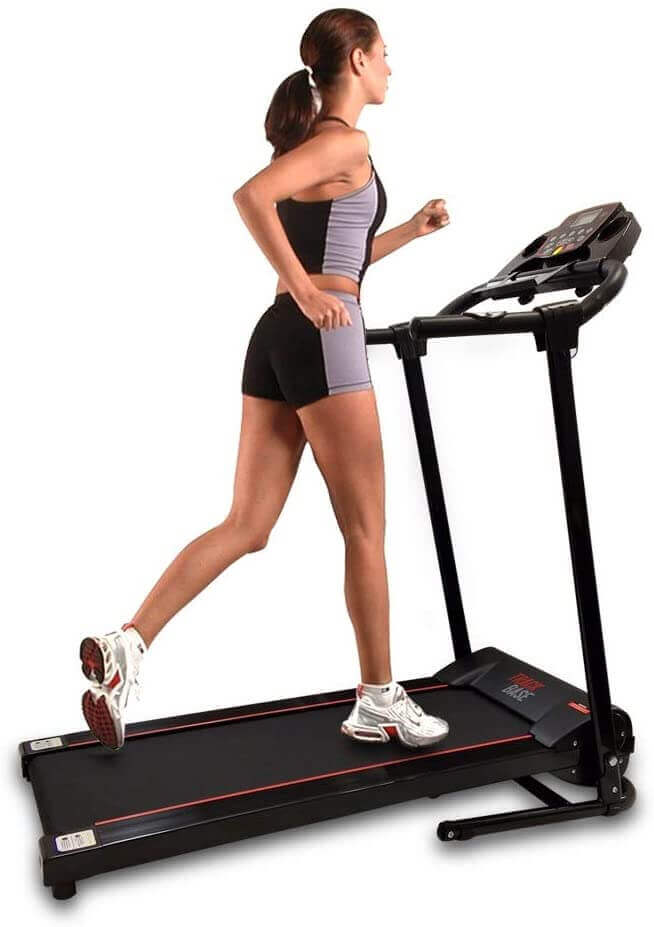 SereneLife - Smart Folding Compact Treadmill - SLFTRD18