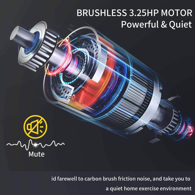 ANCHEER 3.25HP Folding Treadmill motor