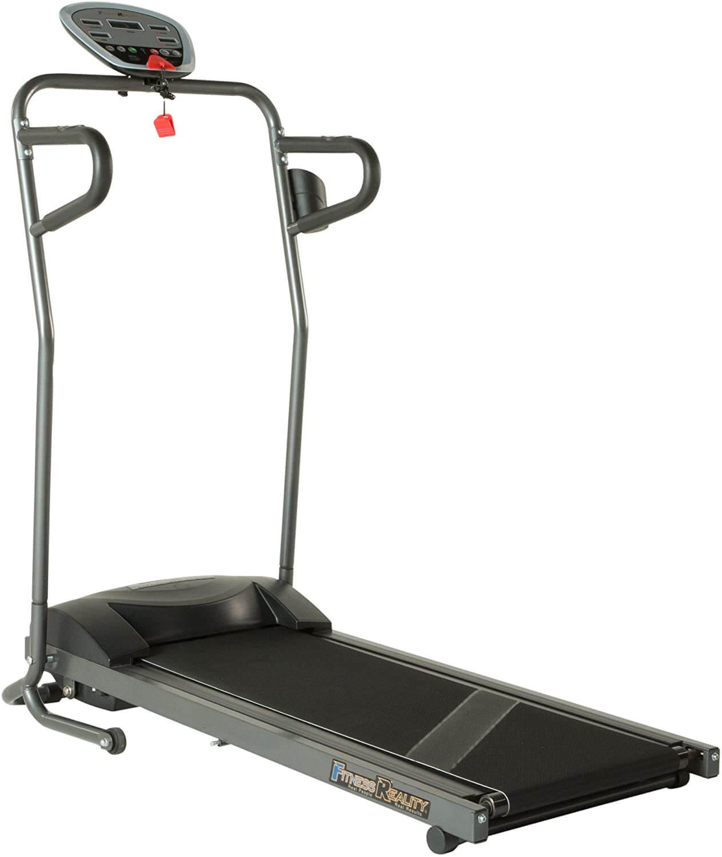 Treadmill with Heart Pulse