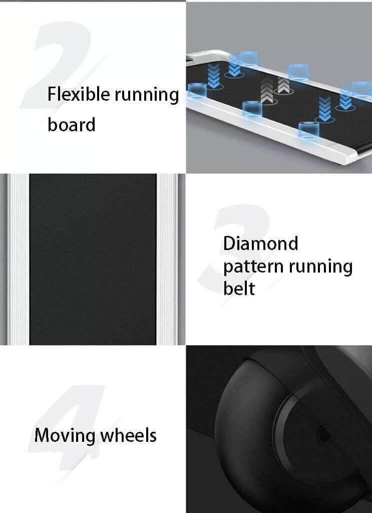 In depth Review TOE 1.0HP Treadmill