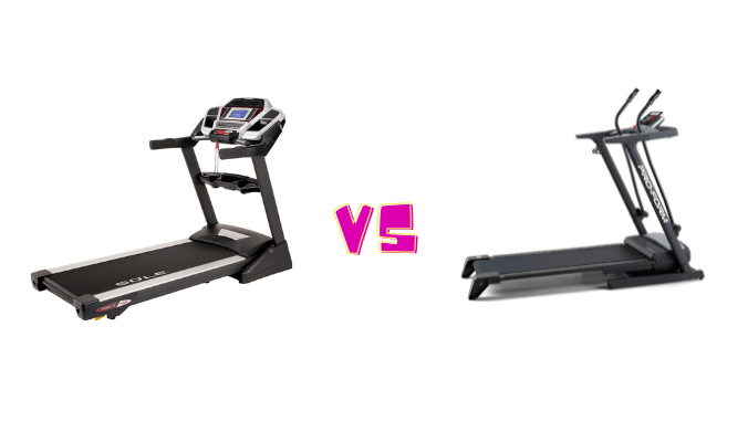 Sole Vs ProForm Treadmill