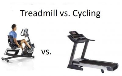 Best 10 Differences between Treadmill vs. Cycling with pros and cons