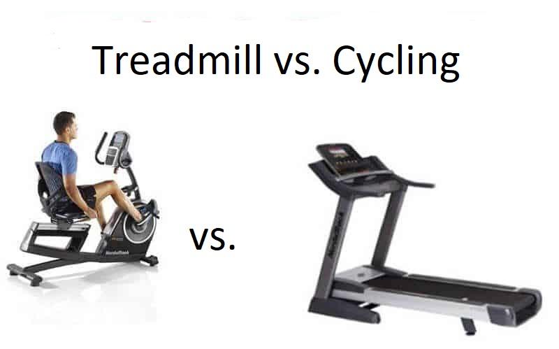 Treadmill vs. Cycling